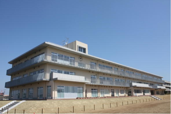 校舎写真\\